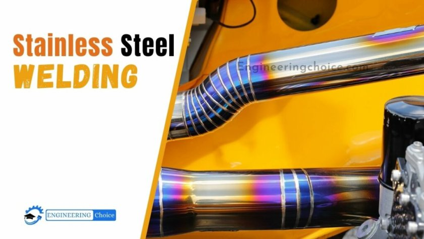 Stainless steel can be welded with shielded metal arc welding (MIG), gas tungsten arc welding (TIG), and stick welding, and each of these processes will yield a slightly different result.