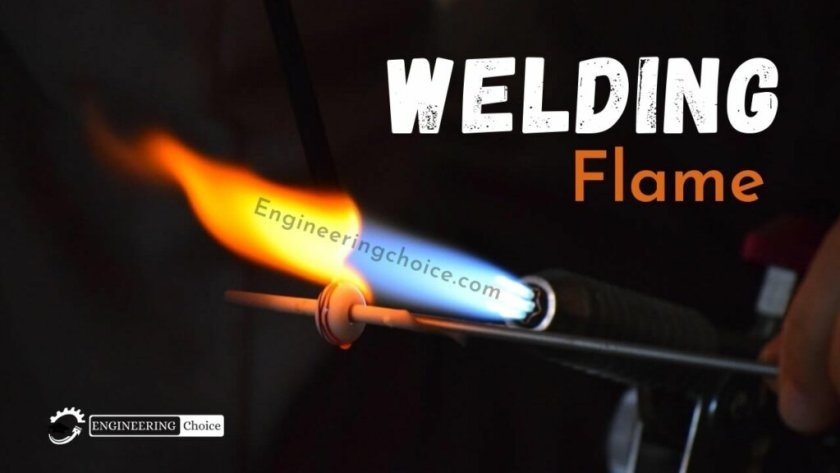 Welding flame is used to heat metal or thermoplastics, fusing them as they cool. Most gas welding processes use oxyfuel welding.