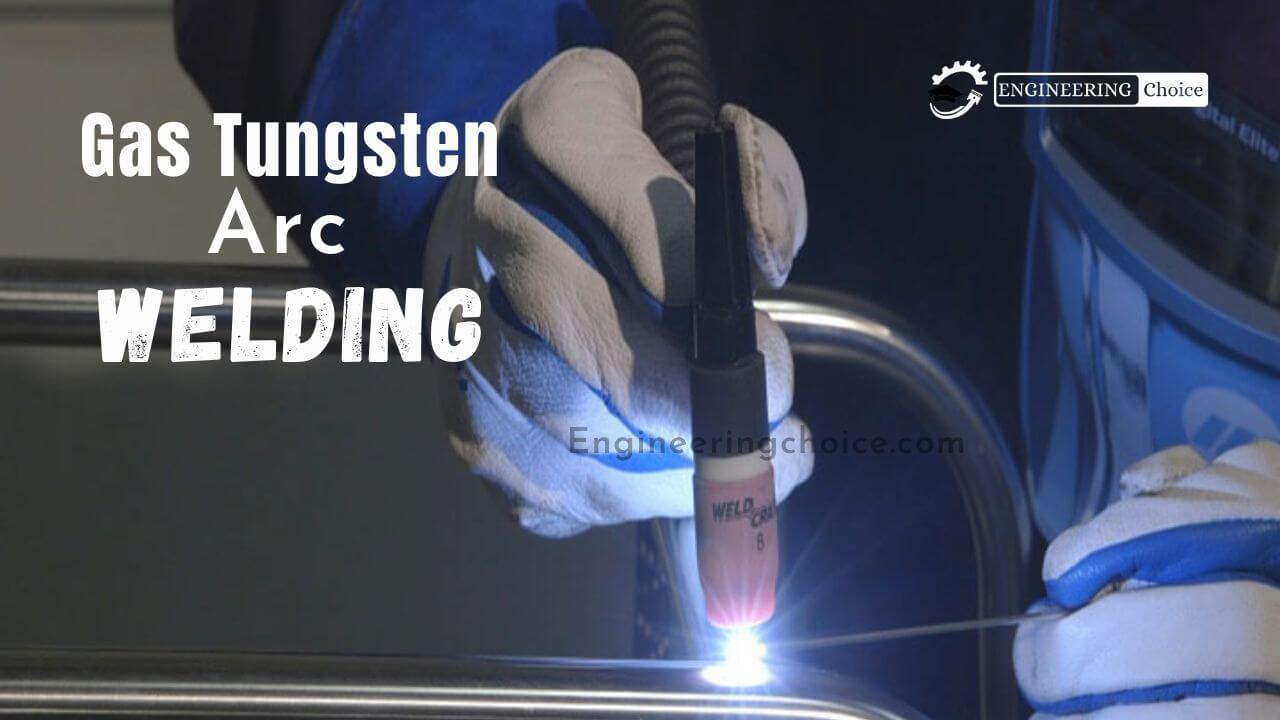 Gas tungsten arc welding (GTAW), also known as tungsten inert gas (TIG) welding, is an arc welding process that uses a non-consumable tungsten electrode to produce the weld.