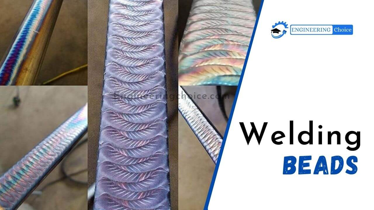 Welding Bead is deposited filler metal on and in the work surface when the wire or electrode is melted and fused into the steel.