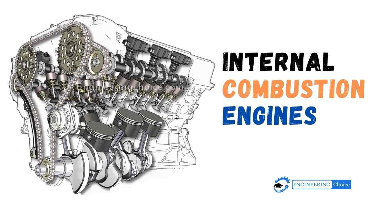 An internal combustion engine (ICE) is a heat engine in which the combustion of a fuel occurs with an oxidizer (usually air) in a combustion chamber that is an integral part of the working fluid flow circuit.
