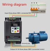 vfd-motor-connection-in-hindi