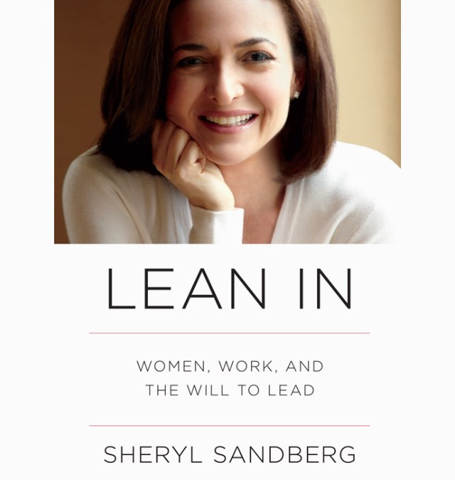 I finally read Lean In…and I liked it!