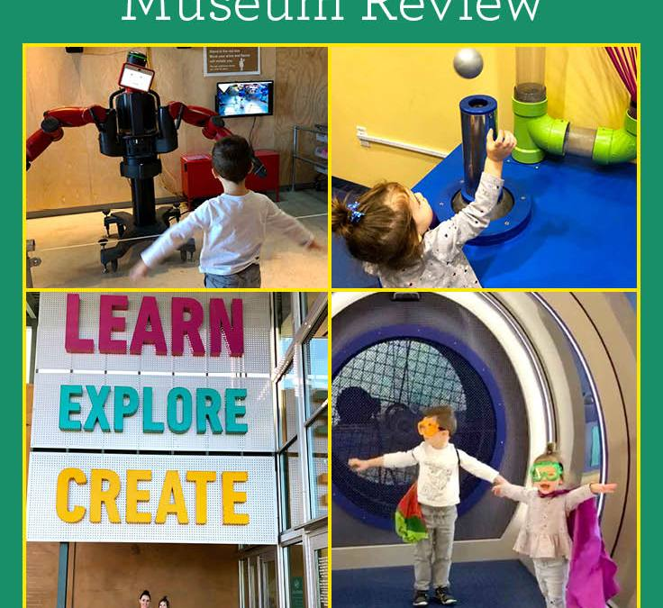 The DoSeum visit | San Antonio Children's Museum Review