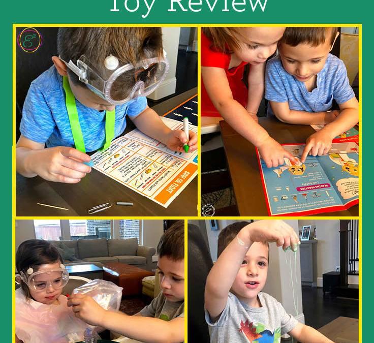 Kid Wonder Box | Children's STEAM Toy Review