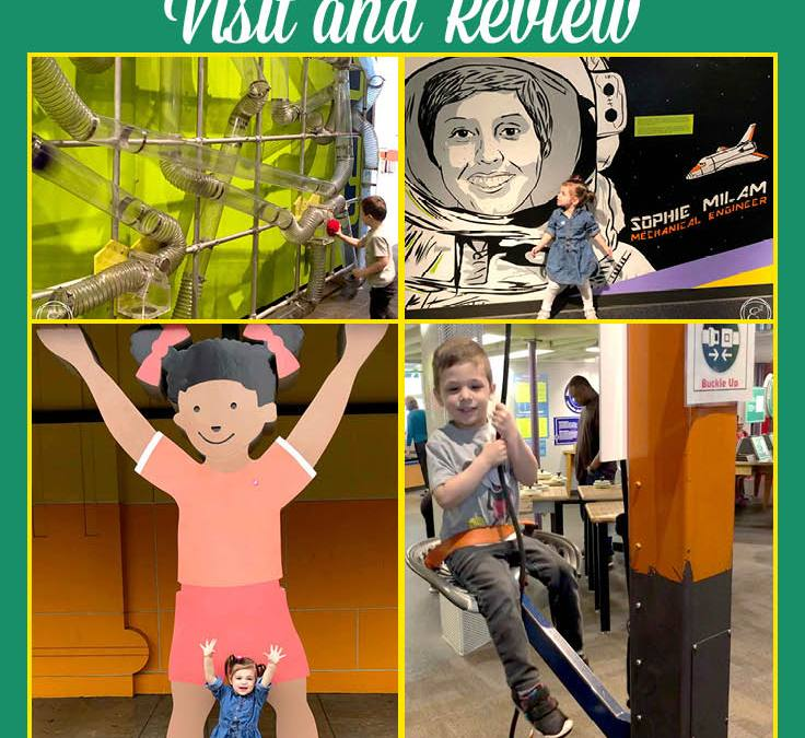 Children's Museum of Houston Visit and Review