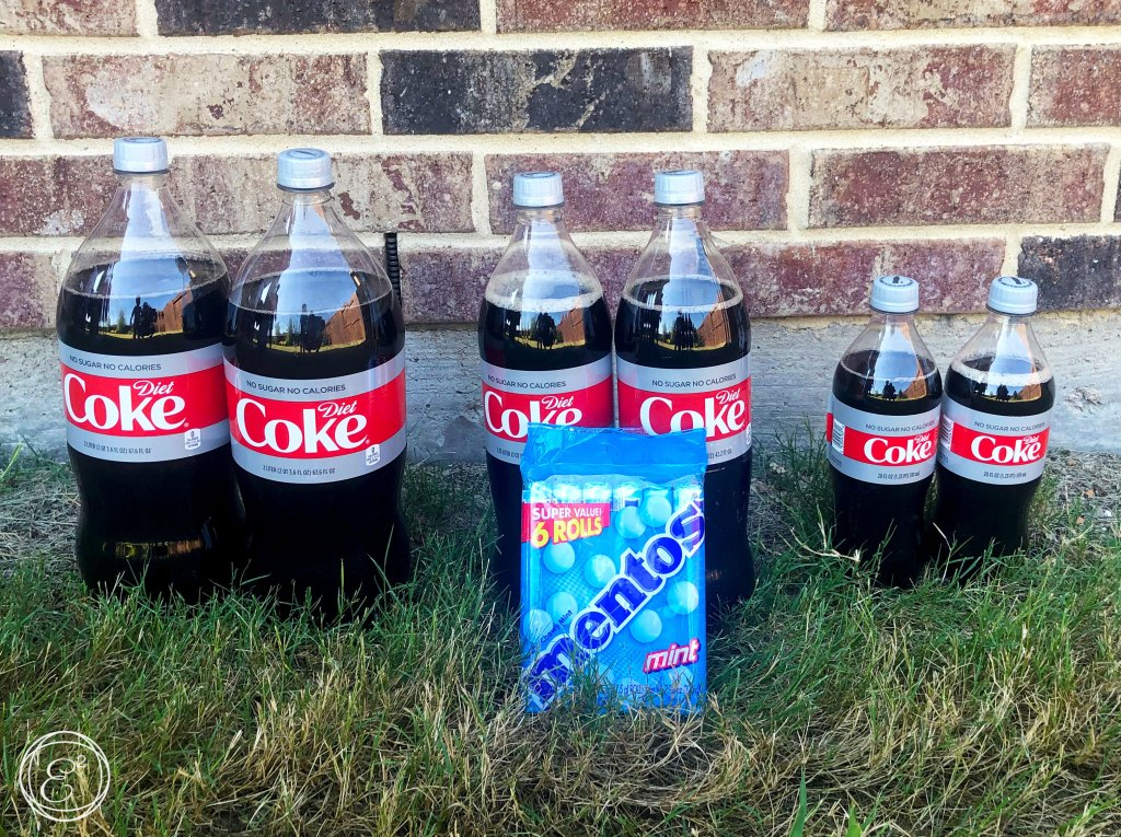 Soda Geyser | STEAM Experiment for Kids - Engineering Emily