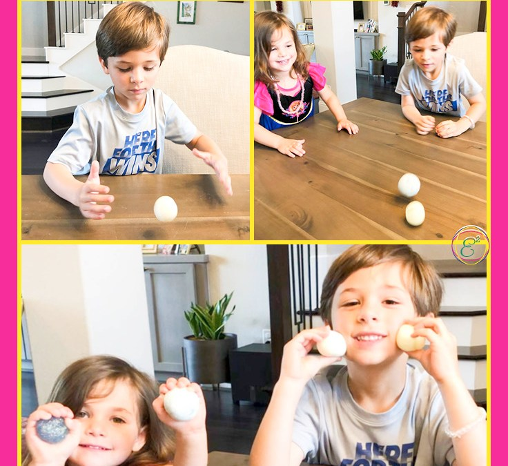 Make a Bouncy Ball | STEAM Activity for Kids