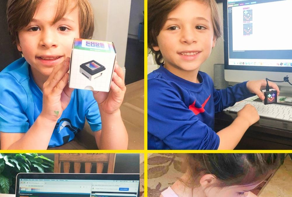 Code Cube | STEAM Toy for Kids