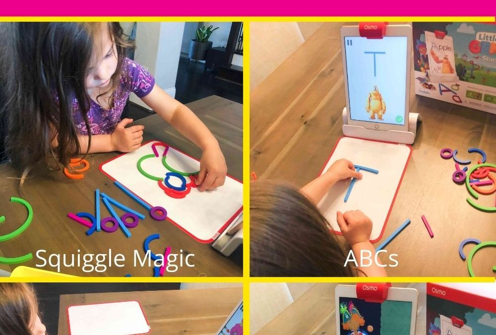 Osmo Little Genius Starter Kit | STEAM Toy Review