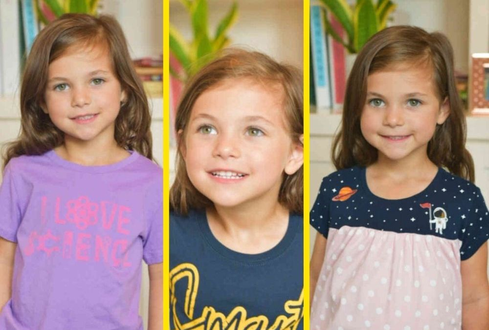 Back to School STEM Clothes for Girls