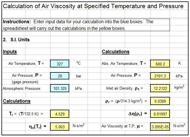 Engineering Excel Templates Blog