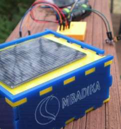 how to build a solar powered usb charger for phones and other small devices [ 1024 x 769 Pixel ]