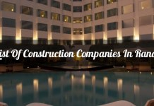 List Of Construction Companies In Ranchi