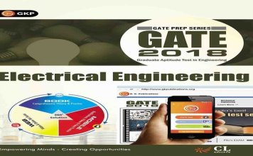 GATE Guide Electrical Engineering 2018