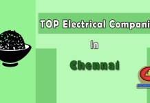10 Top Electrical Companies In Chennai