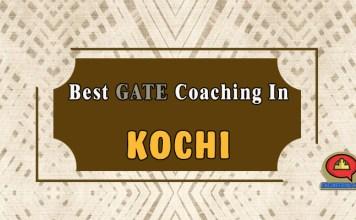 Top 10 Best Gate Coaching In Kochi (Ernakulam)