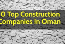 10 Top Construction Companies In Oman