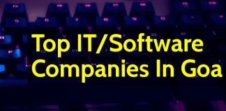 Top IT/Software Companies In Goa