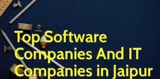Top IT Companies In Jaipur | Software Companies