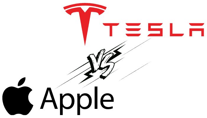 Tesla vs Apple