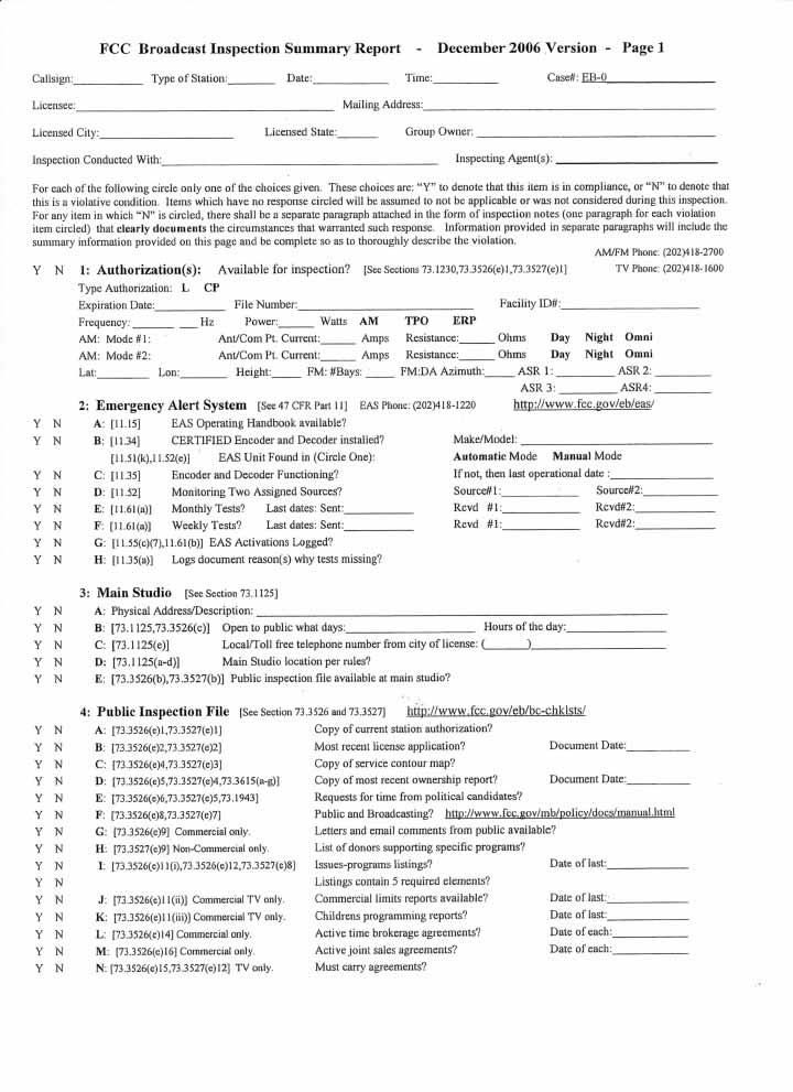 Ladder Checklist Template | Sample Customer Service Resume