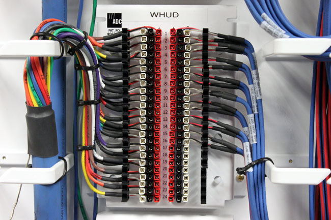 Amphenol Wiring Diagram Documentation And Labeling Wire And Cable Engineering Radio