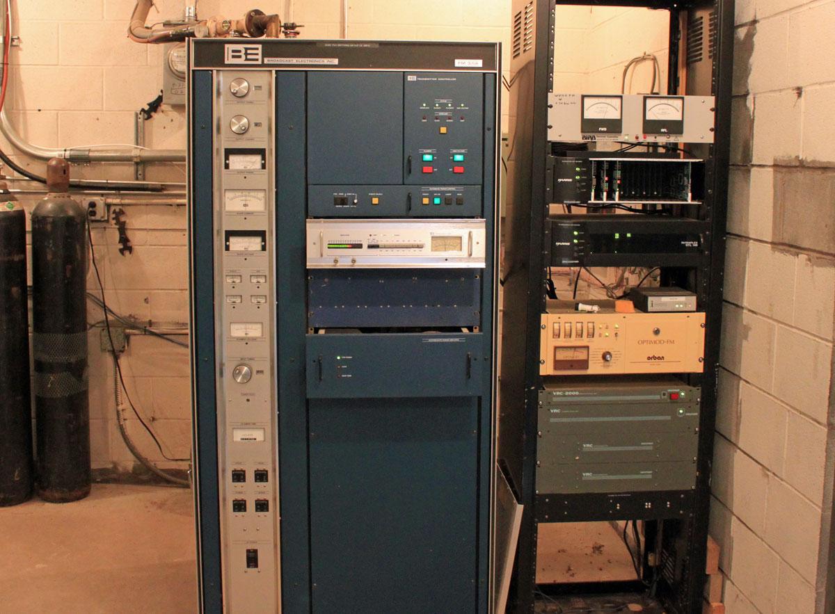 Broadcast Fm Transmitter