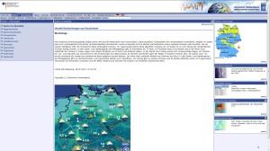 Der Deutsche Wetterdienst nutzt Altair-Software.