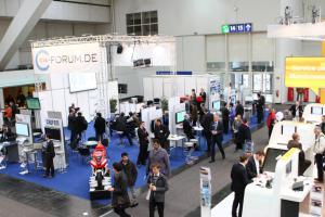 Dieses Jahr gemeinsam mit dem Technology Cinema 3D: Das CAE-Forum auf der Hannover Messe (Bild: CAE-Forum).