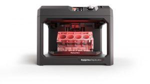 Größerer Bauraum, schneller, leiser: Der neue Makerbot Replicator+ (Alle Bilder: Makerbot).