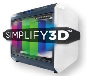 Jetzt auch in Deutsch: Die 3D-Druckersoftware Simplify3D (Bild: German RepRap).