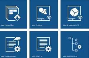 PTC Navigate: Einfacher Zugriff auf Windchill-Daten (Bild: PTC).