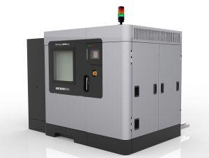 Die Produktionsmaschine Stratasys Fortus 900mc ist in einer neuen Version verfügbar (alle Bilder: Stratasys).