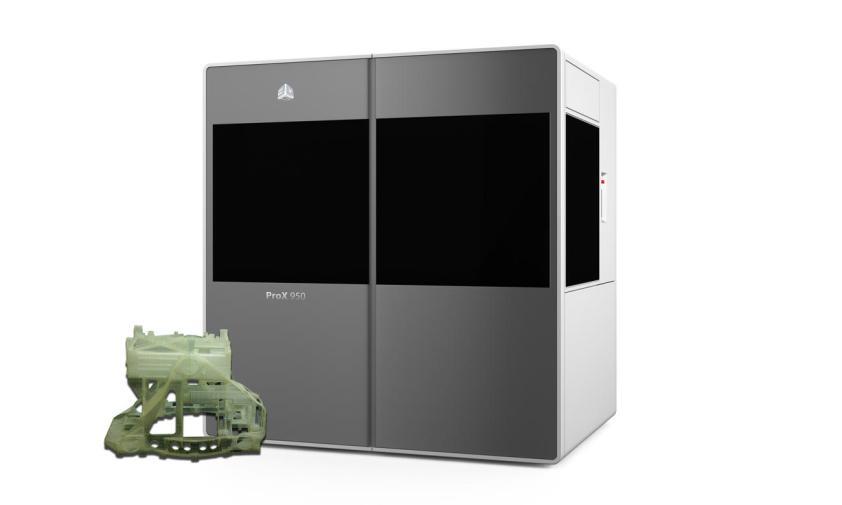 3D-Drucker von 3D Systems