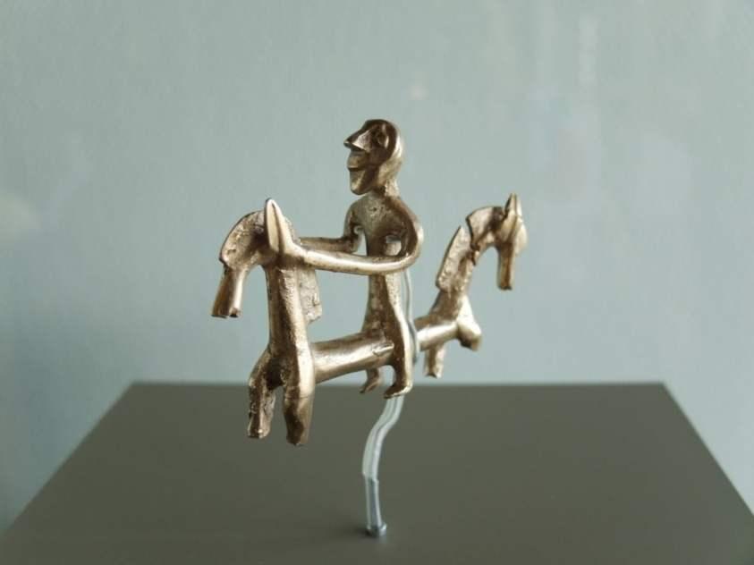 Unlinger Reiter - Kopie aus dem 3D-Drucker