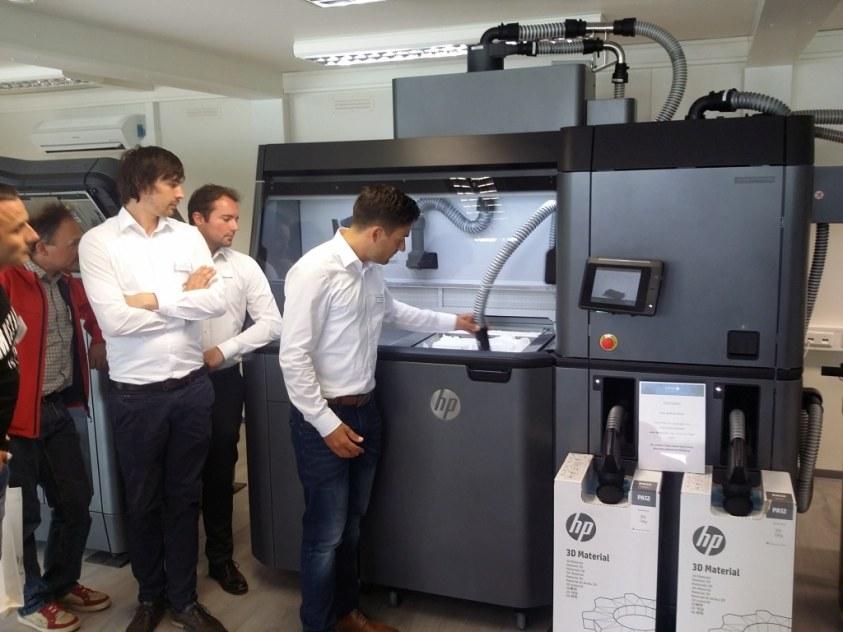 HP Jet Fusion Processing Unit