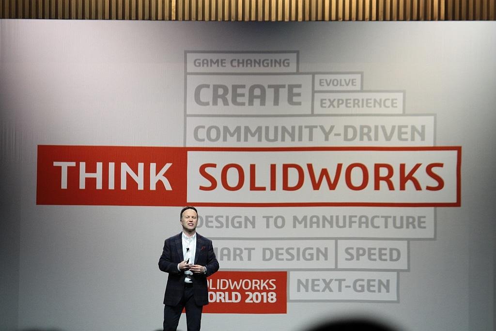 SolidWorks World 2018: SolidWorks und die 3DExperience