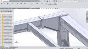 Stahlbau mit SolidSteel