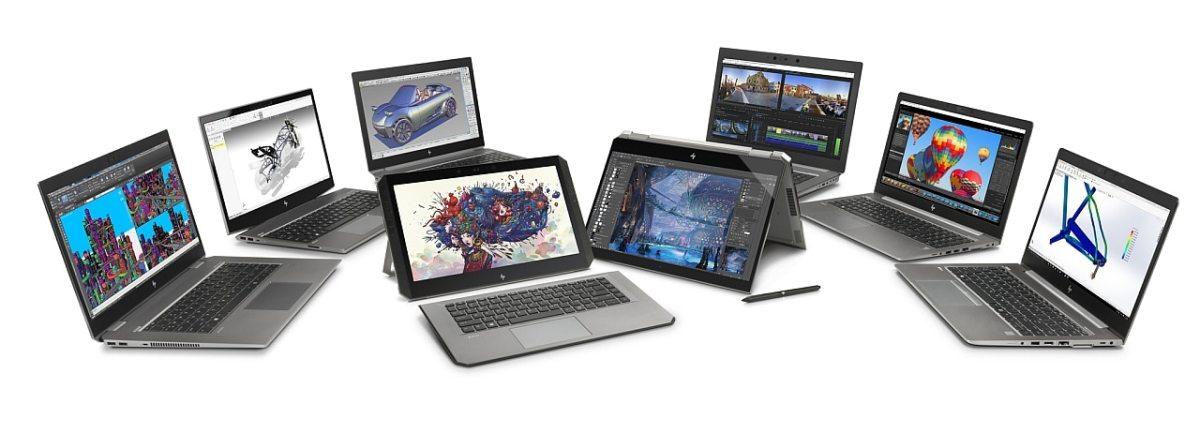 HP ZBook G5: Workstation-Baureihe aufpoliert und erweitert