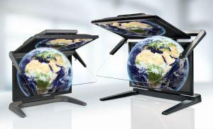 3D PluraView Monitore von Schneider Digital