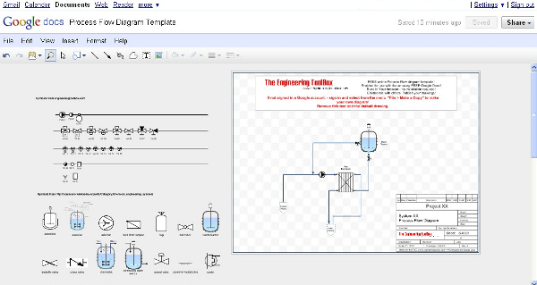 how to make process flow diagram wire 3 way switch pfd online drawing tool template symbols