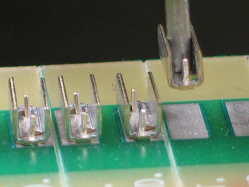 Surface Mount Wiring System