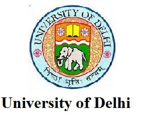 DU Admission form