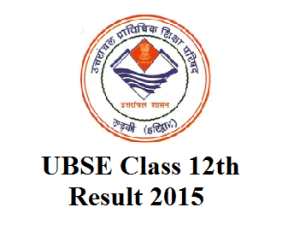 UBSE Class 12th