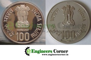 Rs 100 coin RBI