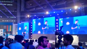 #Windows10 Launch Event at New Delhi by Microsoft India