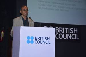 Great Talk with Sir Venkatraman Ramakrishnan
