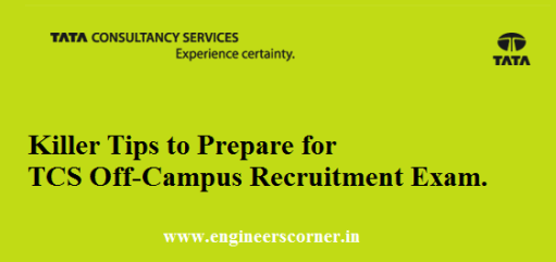 TCS Off-Campus Recruitment Exam