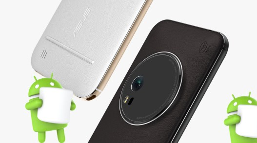 ASUS Zenfone Android Marshmallow update 6.0
